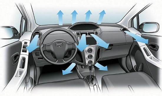 climatización vehiculos