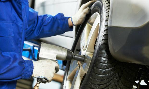 gestion de ruedas y neumáticos